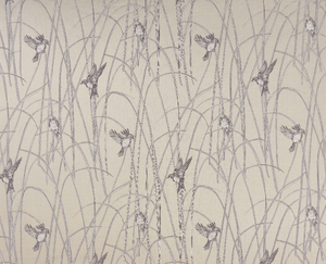 Reed Birds Fabric