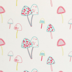 Toad stool Fabric