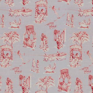 Uptown Toile Fabric