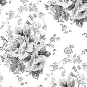 Heritage Rose Wallpaper
