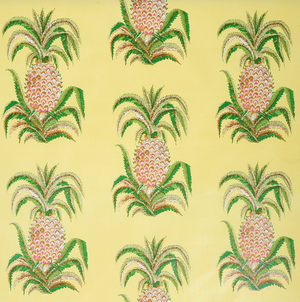 Pineapples Fabric