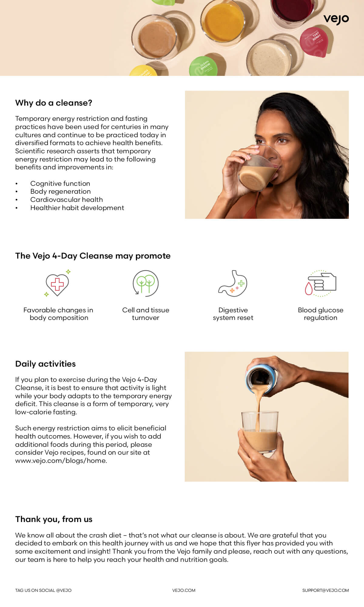 Why do a cleanse?