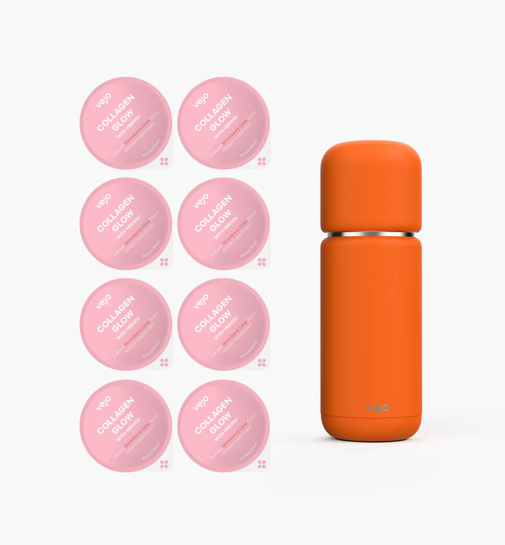 Collagen Starter Kit - Bright Orange