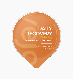 Daily Recovery Pineapple | Vejo Blends