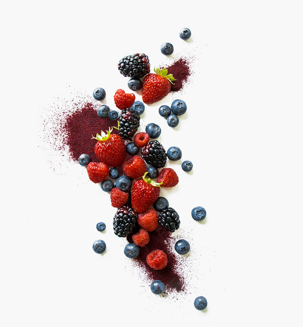 Mixed Berry | What's Inside | Vejo Blends