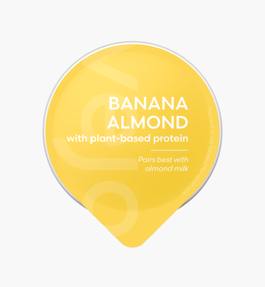 Banana Almond 2-Pack