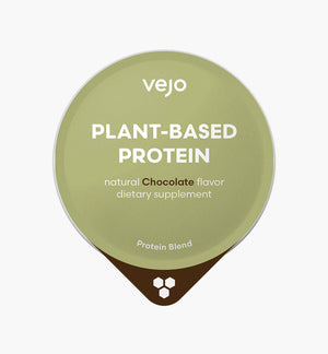 Plant-Based Protein - Chocolate