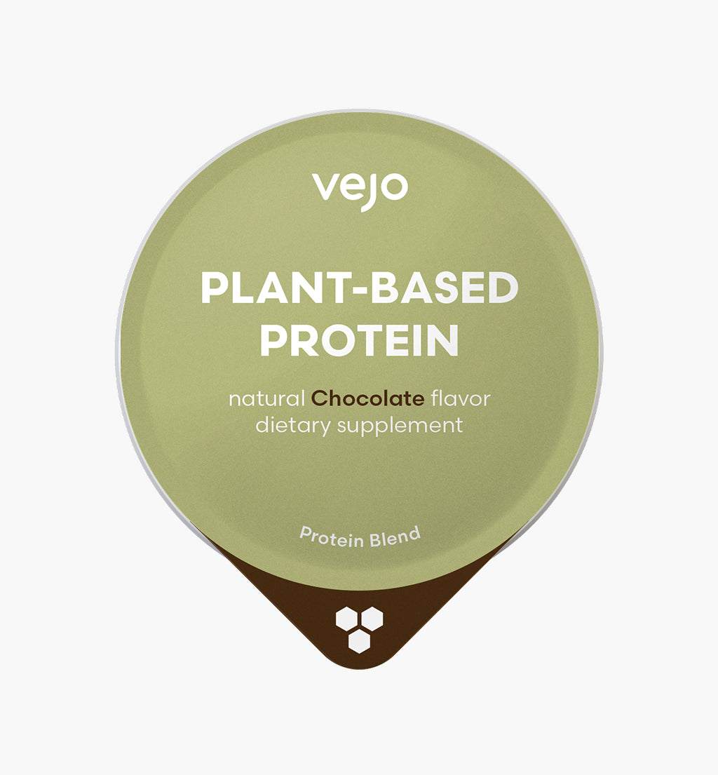 Plant-Based Protein - Chocolate 4-Pack