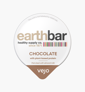 Earthbar Chocolate Protein | Vejo Blends