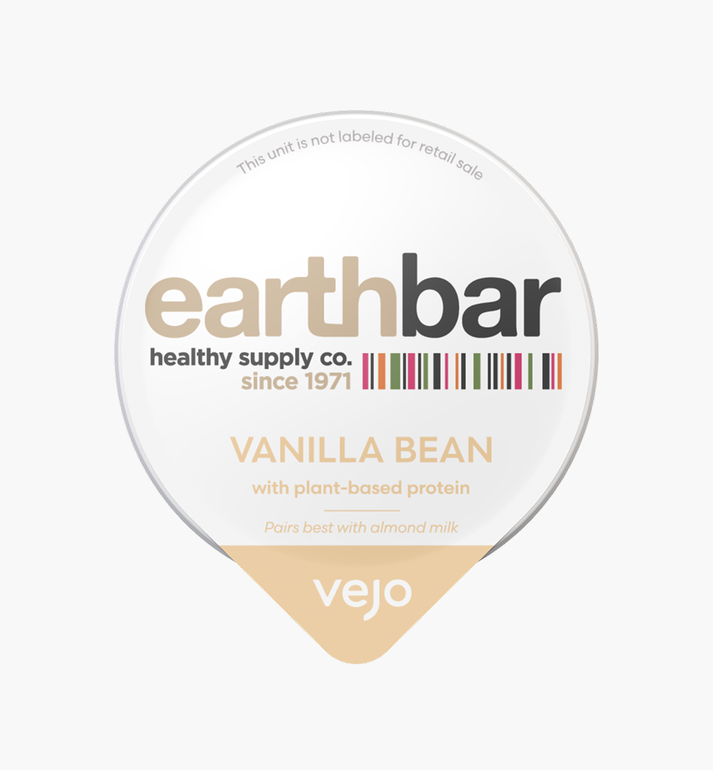 Earthbar Vanilla Bean Protein | Vejo Blends