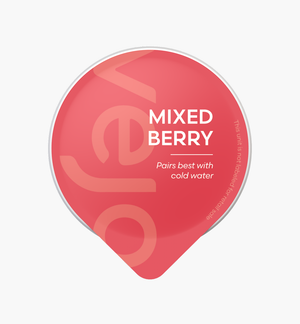 Mixed Berry | Vejo Blends