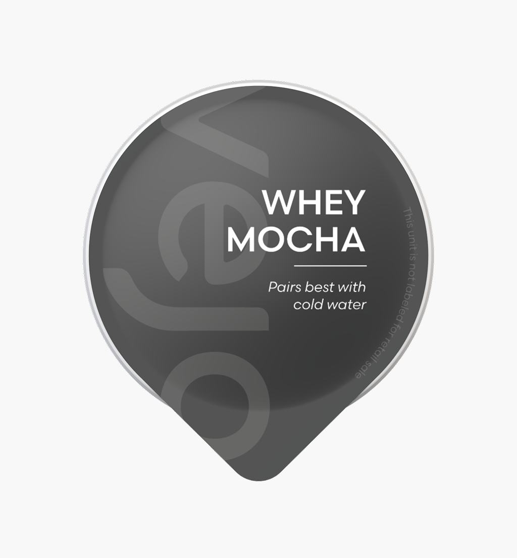 Whey Mocha | Vejo Blends