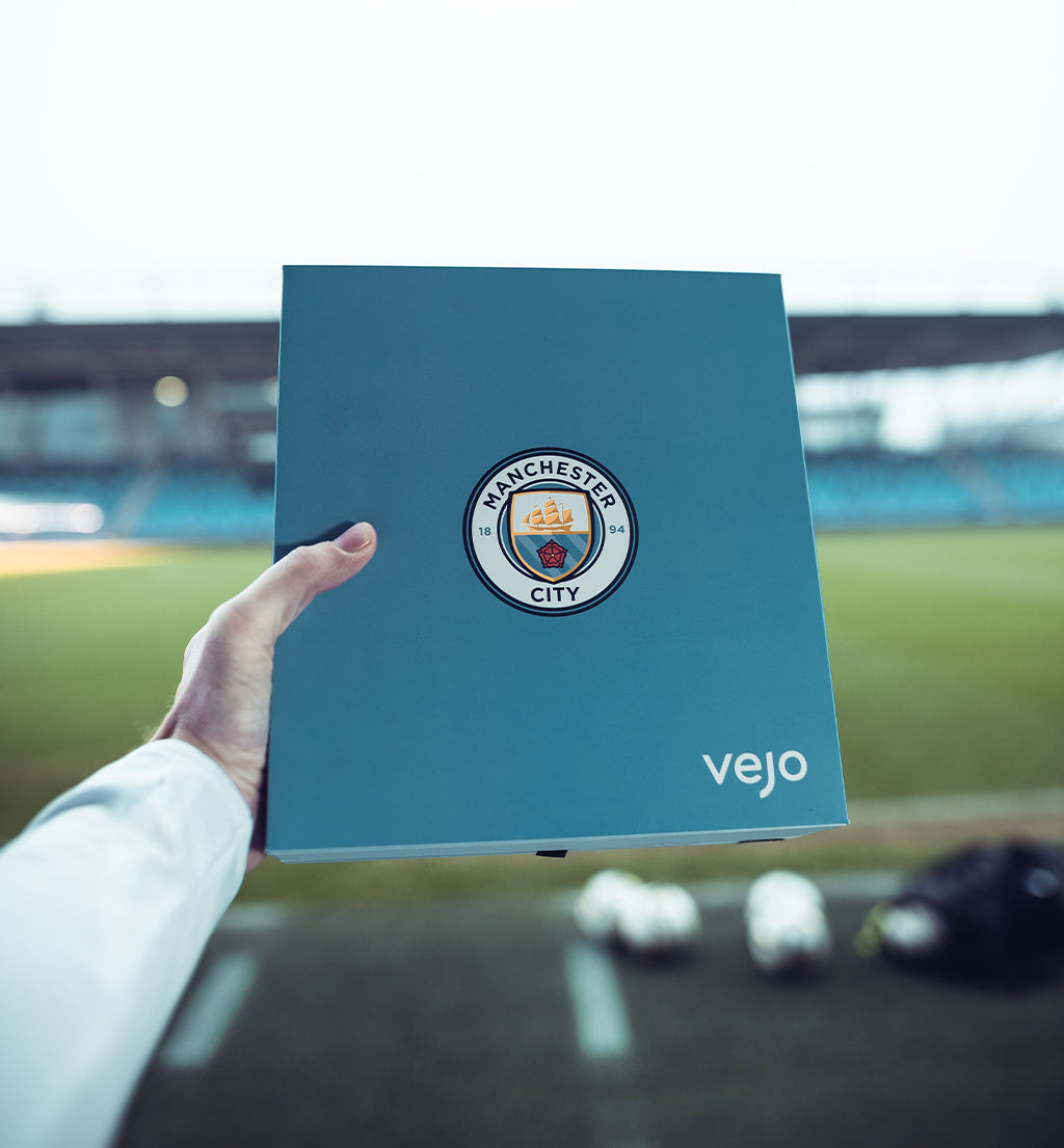 Manchester City x Vejo Starter Kit
