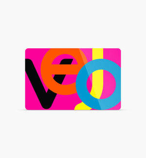 Vejo Gift Card - Virtual