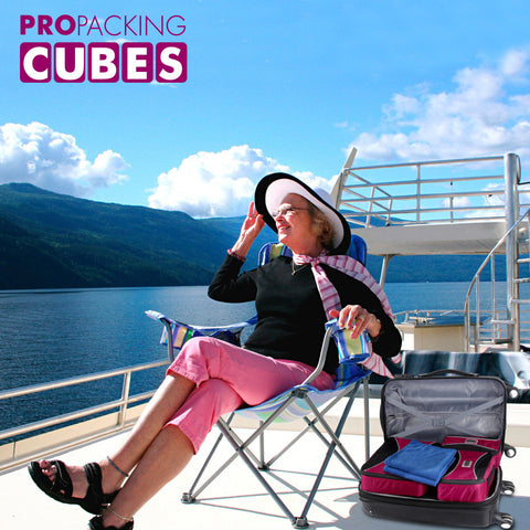<b> TOP 5 CRUISE PACKING TIPS </b>