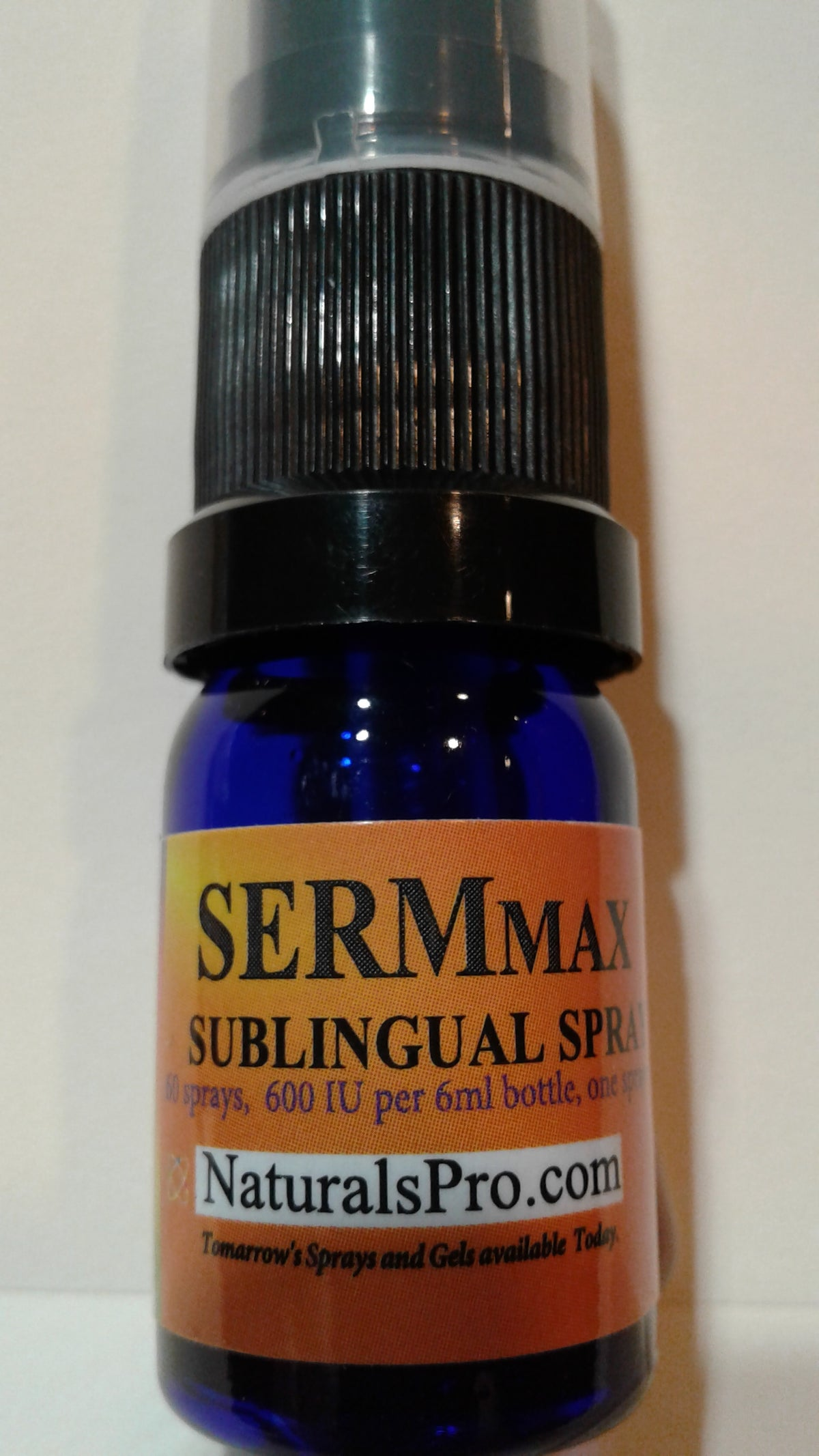 The Revolutionary SermMax for optimal health!