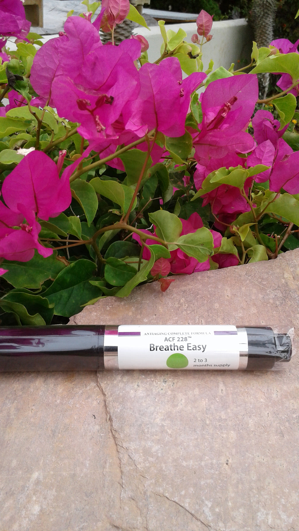 Breathe Easy inhaler efficient for resolving respiratory problems by preventing free radicals. Wholesale at $119