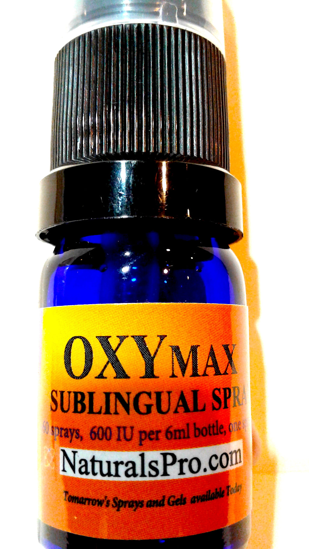 OxyMax Sublingual or Topical Spray, the bonding & love amino acid chain oxypro. $29.50.