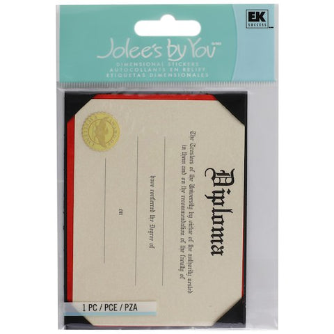 LARGE DIPLOMA - Jolees boutique