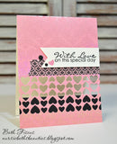 HEARTS AND STARS CONFETTI CUTTER DIES - Gina Marie Designs