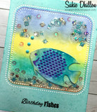 TROPICAL FISH #2 DIE - GINA MARIE DESIGNS