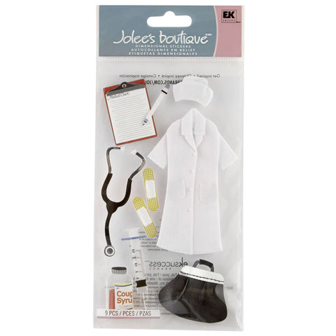 NURSE - Jolees Boutique Embellishments