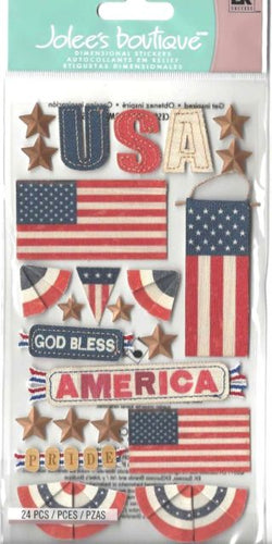 GOD BLESS AMERICA - Jolees Boutique Embellishments