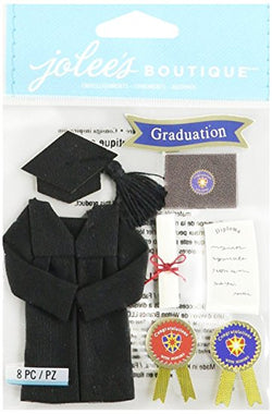 GRADUATION - Jolees boutique stickers
