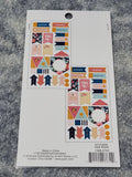 STICKER TAG MOM PARK LANE 2 SHEET STICKER PACK