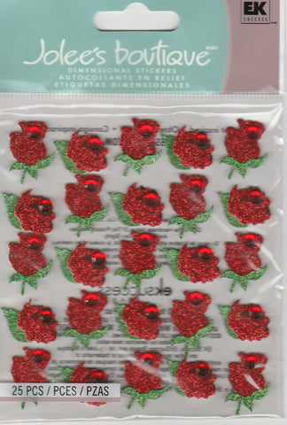 ROSE REPEATS - Jolee's Boutique Stickers