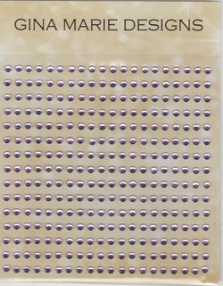 WRM PURPLE - GINA MARIE RHINESTONES 300 COUNT NOT CONNECTED