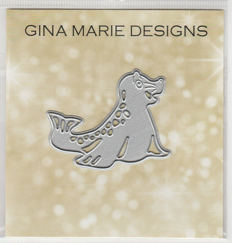 SEAL DIE - Gina Marie Designs