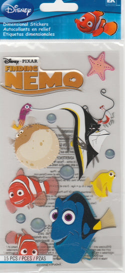 FINDING NEMO - Jolee's Boutique Stickers