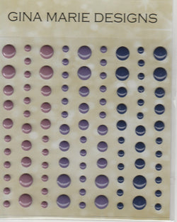 BERRY PRESERVES 99 Count Enamel Dot Pack - Gina Marie Designs