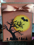 SPOOKY TREE DIE SET - Gina Marie Designs