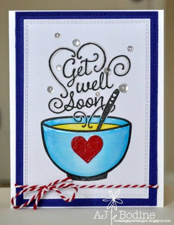 X STITCHED RECTANGLE DIE SET - Gina Marie Designs