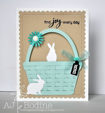 BIG BUNNIES DIES - Gina Marie Designs