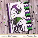 LITTLE BOO GHOSTS DIES - Gina Marie Designs
