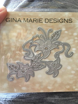 FLOWER BRANCH DIE - Gina Marie Designs