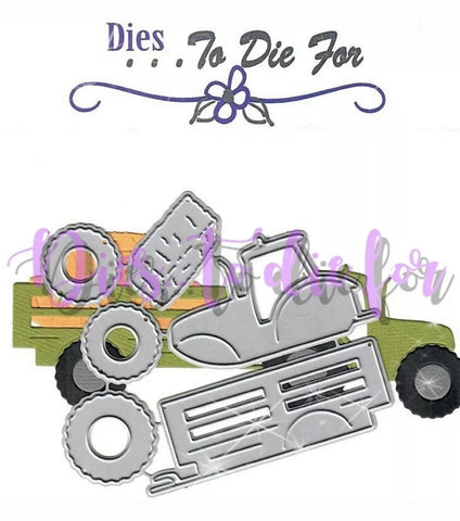 TRACTOR DIE - DIES TO DIE FOR