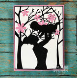 MOTHER AND CHILD DIE - GINA MARIE DESIGNS