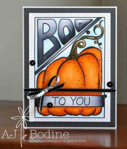 (back from retirement) SLASH STITCHED RECTANGLE DIE - GINA MARIE DESIGNS