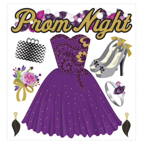 PROM NIGHT - Jolee's Boutique Stickers
