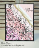 WILD FLOWER FOLDER - Gina Marie Designs