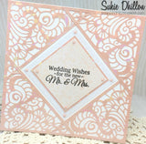 DECORATIVE TRIANGLES DIE SET - Gina Marie Designs