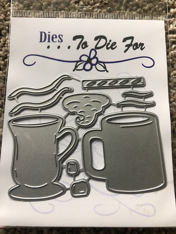 HOT COCOA DIES - DIES TO DIE FOR