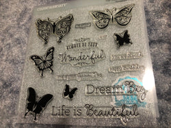 YOUR OWN KIND OF WONDERFUL OCCASIONS - CLOSE TO MY HEART STAMPS
