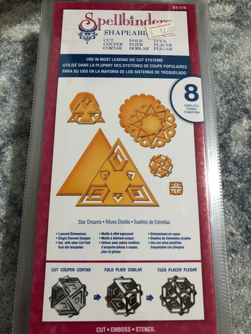 STAR DREAMS - SPELLBINDERS DIE SET
