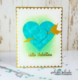 FANCY VALENTINE ARROWS DIE SET - Gina Marie Designs