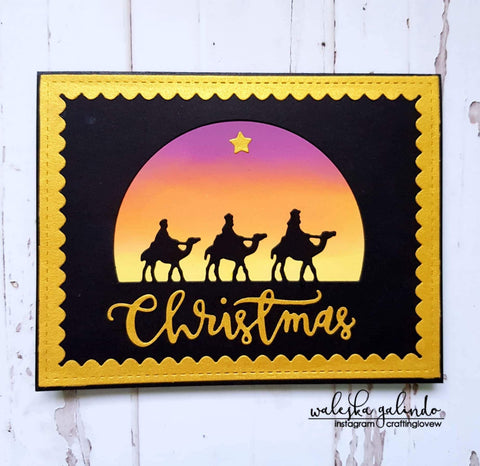 THREE WISE MEN DIE - Gina Marie Designs